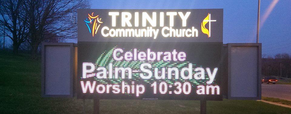 Church Sydney Led Signs